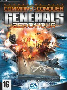 Скачать игру Command and Conquer Generals Zero Hour через торрент на pc