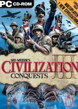 Скачать игру Sid Meiers Civilization 3 Conquests через торрент бесплатно