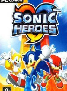Скачать игру Sonic Heroes через торрент бесплатно