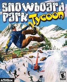 Скачать игру Snowboard Park Tycoon через торрент бесплатно