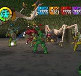 Teenage Mutant Ninja Turtles 2 Battle Nexus взломанные игры