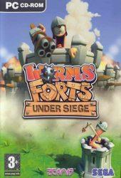 Скачать игру Worms Forts Under Siege через торрент на pc