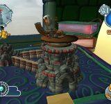 Worms Forts Under Siege взломанные игры