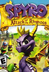 Скачать игру Spyro Attack of the Rhynocs через торрент бесплатно