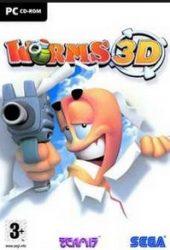 Скачать игру Worms 3D через торрент бесплатно