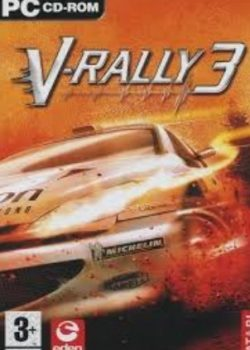 Скачать игру V-Rally 3 через торрент бесплатно