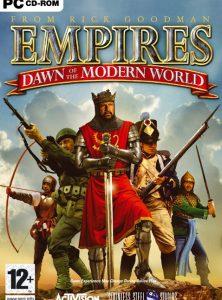 Скачать игру Empires Dawn of the Modern World через торрент на pc