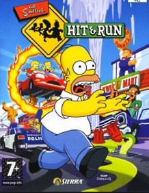 Скачать игру The Simpsons Hit and Run через торрент бесплатно