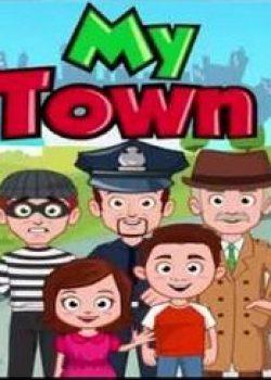 Скачать игру High Town Police Department через торрент на pc