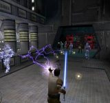 Star Wars Jedi Knight Jedi Academy на ноутбук