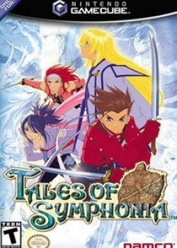 Скачать игру Tales of Symphonia через торрент бесплатно