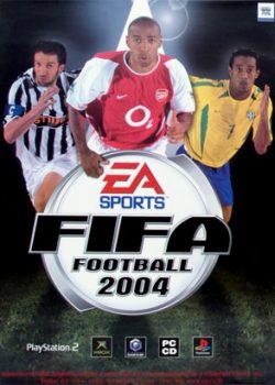 Скачать игру FIFA Football 2004 через торрент на pc