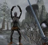 The Elder Scrolls 3 Bloodmoon на ноутбук