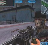 Terminator 3 War of the Machines взломанные игры