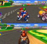 Mario Kart Double Dash взломанные игры