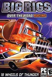 Скачать игру Big Rigs Over the Road Racing через торрент на pc