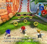Sonic Heroes на ноутбук