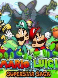 Скачать игру Mario and Luigi Superstar Saga через торрент на pc