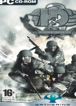 Скачать игру Hidden and Dangerous 2 через торрент бесплатно