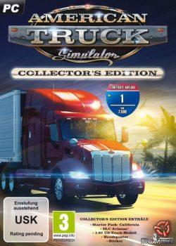 Скачать игру American Truck Simulator через торрент на pc