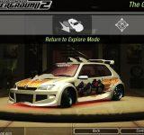 Need for Speed Underground на ноутбук