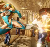 Street Fighter 5 взломанные игры