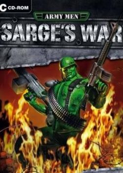 Скачать игру Army Men Sarges War через торрент на pc