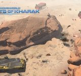 Homeworld Deserts of Kharak на ноутбук