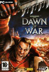 Скачать игру Warhammer 40 000 Dawn of War через торрент на pc