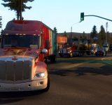 American Truck Simulator взломанные игры