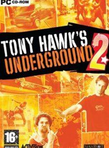 Скачать игру Tony Hawks Underground 2 через торрент на pc