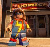 Lego Marvels Avengers на ноутбук