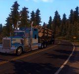 American Truck Simulator на ноутбук