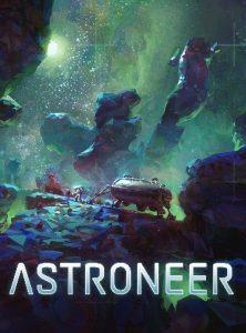 Скачать игру Astroneer через торрент на pc