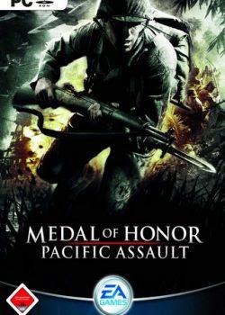 Скачать игру Medal of Honor Pacific Assault через торрент на pc