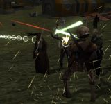 Star Wars Knights of the Old Republic 2 The Sith Lords взломанные игры