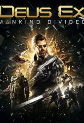 Скачать игру Deus Ex Mankind Divided через торрент на pc