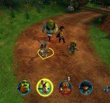 Shrek 2 Team Action на виндовс