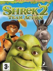 Скачать игру Shrek 2 Team Action через торрент на pc
