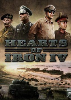 Скачать игру Hearts of Iron 4 через торрент на pc
