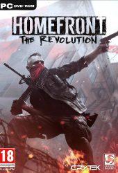 Скачать игру Homefront The Revolution через торрент на pc