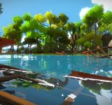 The Witness на ноутбук