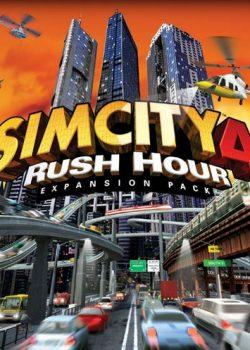 Скачать игру SimCity 4 Rush Hour через торрент бесплатно