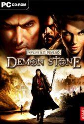Скачать игру Forgotten Realms Demon Stone через торрент на pc