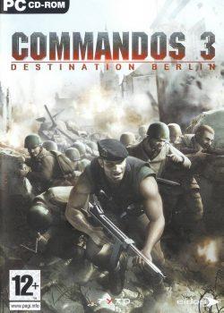 Скачать игру Commandos 3 Destination Berlin через торрент на pc