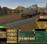 Railroad Tycoon 3 на виндовс