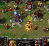Warcraft 3 The Frozen Throne на ноутбук