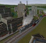 Railroad Tycoon 3 взломанные игры