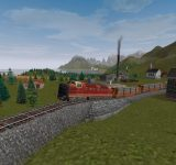 Railroad Tycoon 3 на ноутбук