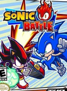 Скачать игру Sonic Battle через торрент бесплатно